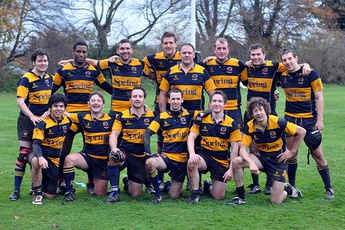 Old Merchant Taylors 2nd XV 45 - 14 Hackney 2nd XV