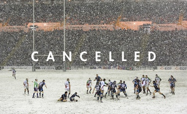 Games Cancelled