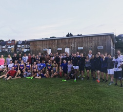 Pre-Season Training at Hackney Rugby