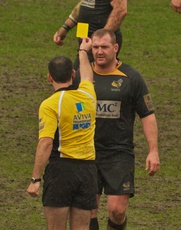 A Refereeing Divide