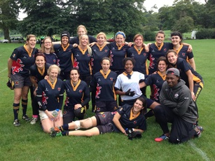 Hackney Ladies 10 - 29 East London Ladies