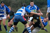 1st XV vs. Old Actonians