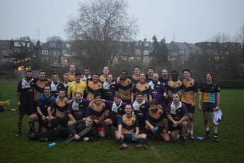 Hackney 4th XV 57 - 19 Belsize Park 5th XV